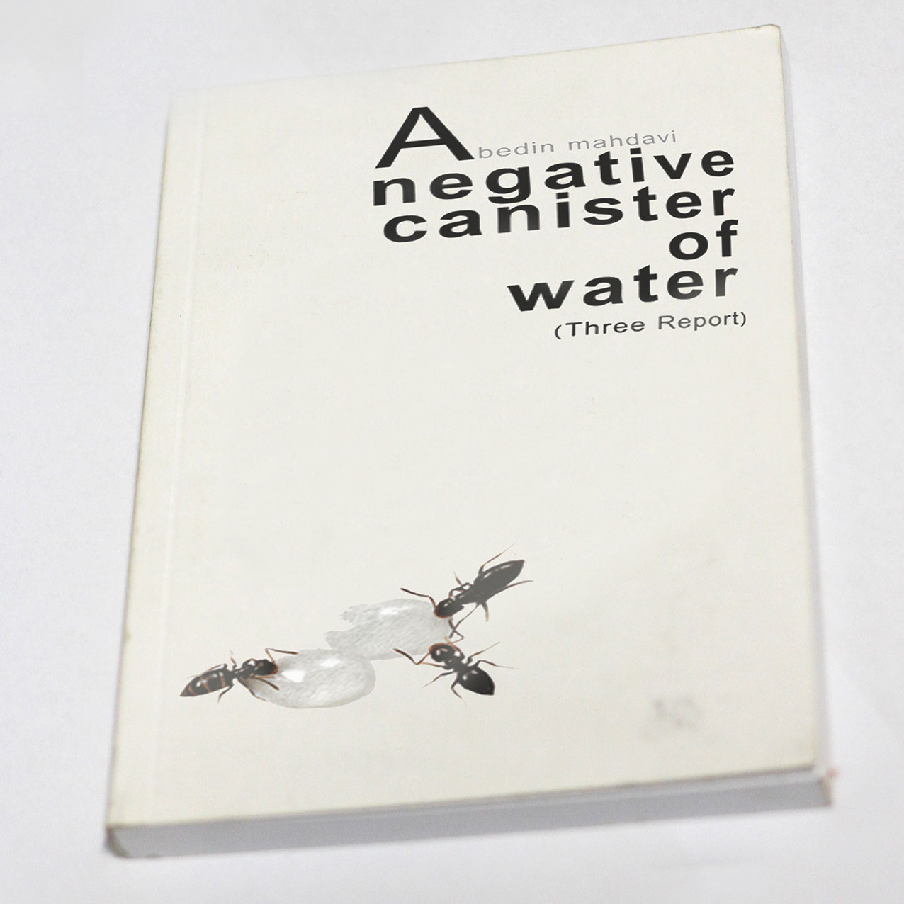 A Negative Canister of Water-AbedinMahdvi