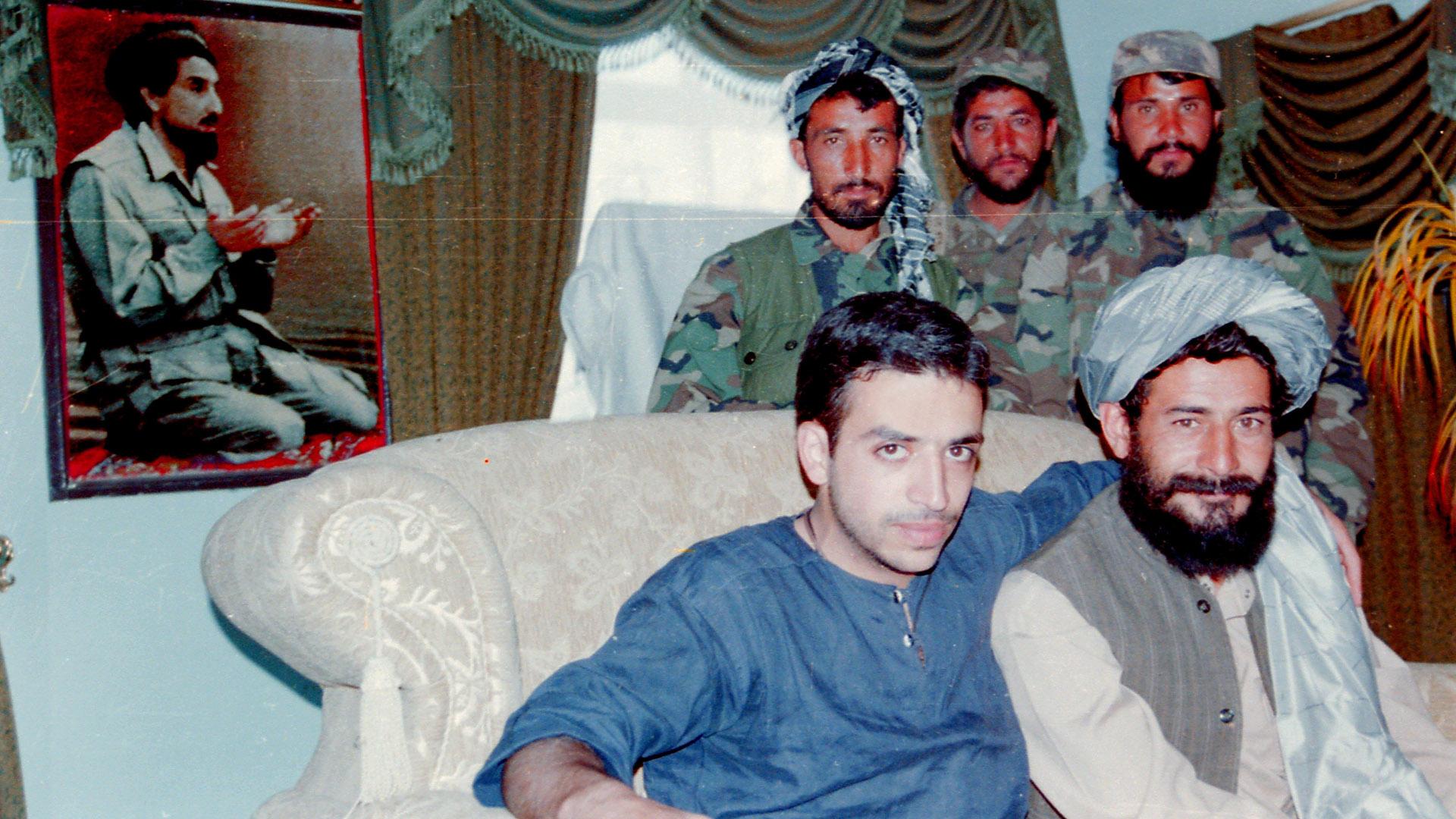 AbedinMahdavi-Afghanistan